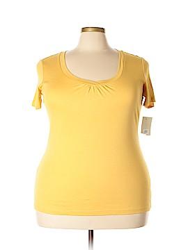 Sejour Short Sleeve T-Shirt Size 2X (Plus)