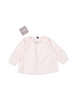 Tea 3/4 Sleeve Blouse Size 3-6 mo