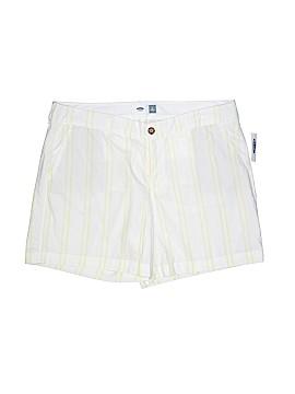 Old Navy Khaki Shorts Size 14 (Tall)