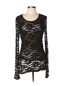 Hazel Long Sleeve Top Size L