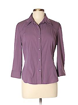 Express Long Sleeve Button-Down Shirt Size 11 - 12