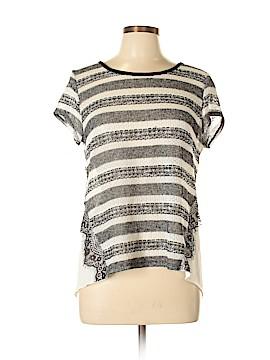 Iz Byer Short Sleeve Top Size XL