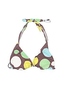 Island Soul Swimwear Swimsuit Top Size M