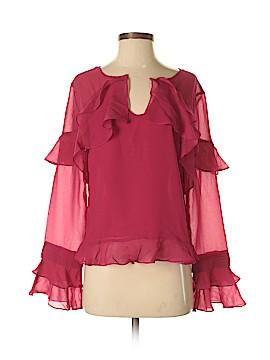 Amaryllis Long Sleeve Blouse Size S