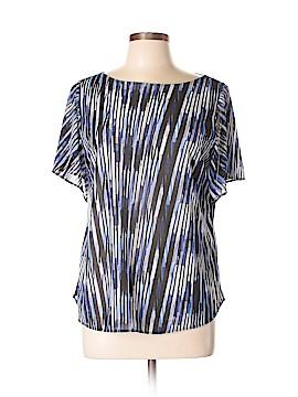 Liz Claiborne Short Sleeve Blouse Size L