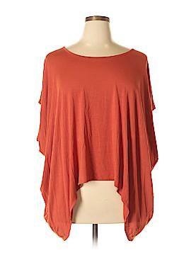 Seven Times Seven Short Sleeve Blouse Size L
