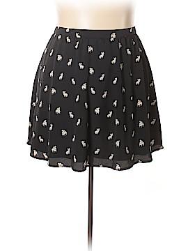 EShakti Casual Skirt Size 3X (Plus)