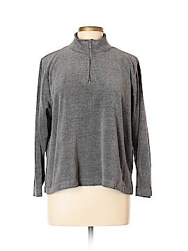 Liz Claiborne Track Jacket Size L (Petite)