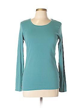 Caslon Long Sleeve T-Shirt Size L