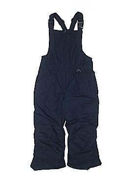 Lands' End Snow Pants With Bib Size 8