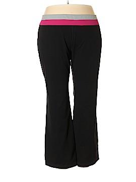 Lands' End Active Pants Size 2X (Plus)