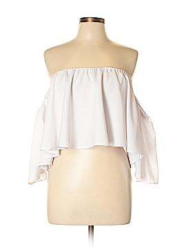 Unbranded Clothing Short Sleeve Blouse Size 11