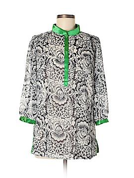 Susan Graver 3/4 Sleeve Blouse Size M