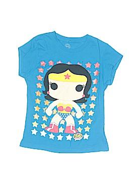 Dc Comics Originals Short Sleeve T-Shirt Size 7 - 8