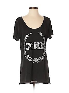 Victoria's Secret Pink Short Sleeve T-Shirt Size S (Petite)