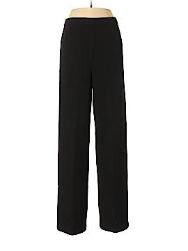 St. John Caviar Wool Pants Size 8