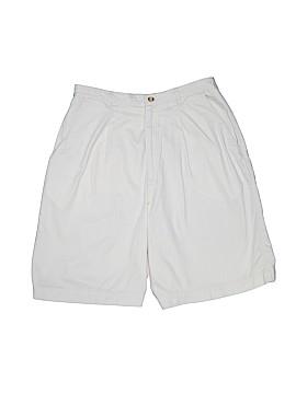 St. John's Bay Khaki Shorts Size 10 (Tall)
