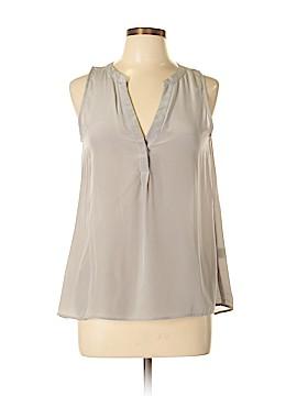 Emerson Thorpe Sleeveless Silk Top Size L