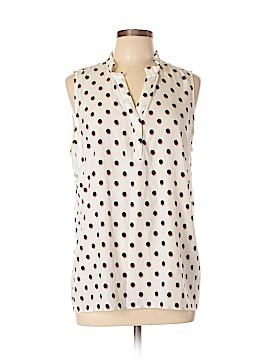 Maison Jules Sleeveless Blouse Size XL