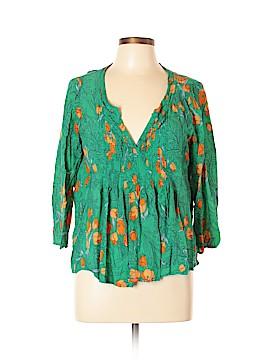 Vanessa Virginia 3/4 Sleeve Blouse Size 12