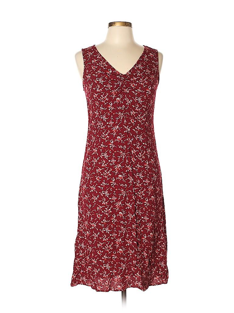 Eddie Bauer Women Casual Dress Size 10 (Petite)
