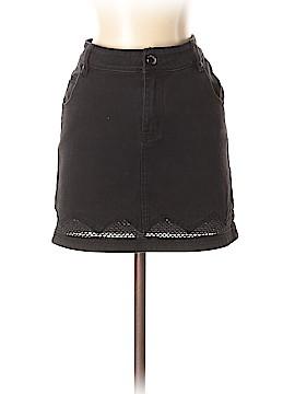 Mink Pink Denim Skirt Size S