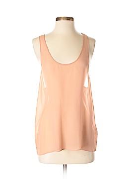 Sonia Rykiel Sleeveless Silk Top Size M