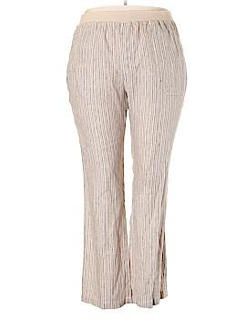 Coldwater Creek Linen Pants Size 20 (Plus)