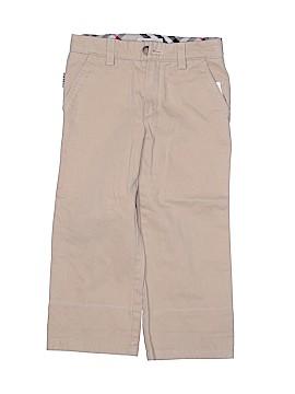 Burberry Khakis Size 3
