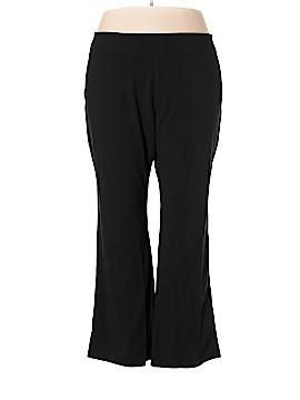 D&Co. Active Pants Size 3X (Plus)