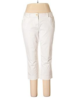 Lands' End Casual Pants Size 14 (Petite)