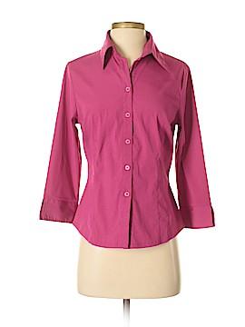 Bay Studio 3/4 Sleeve Button-Down Shirt Size S