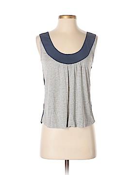Hy & Dot Sleeveless Silk Top Size XS