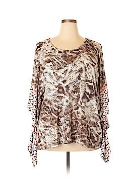 Alia Short Sleeve Top Size 2X (Plus)