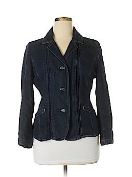 J.jill Denim Jacket Size 14 (Petite)