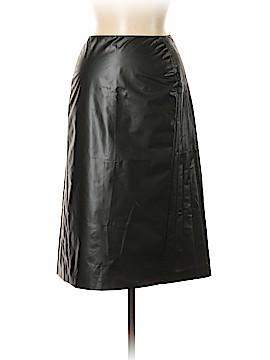 Jil Sander Faux Leather Skirt Size 38 (EU)
