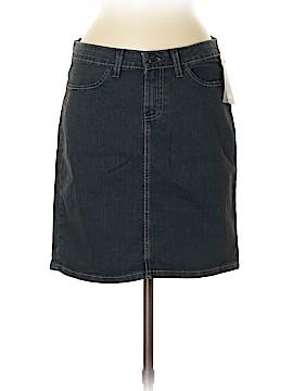 Dickies Denim Skirt Size 9