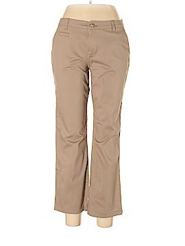 Lee Khakis Size 12 (Petite)