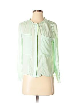Maeve Long Sleeve Blouse Size 0 (Petite)