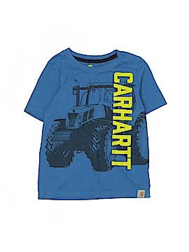 Carhartt Short Sleeve T-Shirt Size 5T