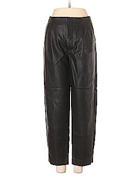 Banana Republic Faux Leather Pants Size 4