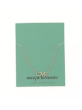 Maya Brenner Necklace One Size