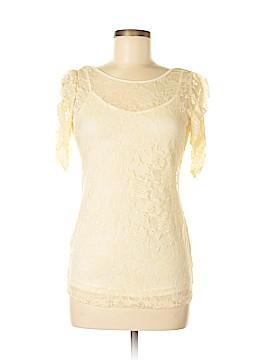 Sixteen Short Sleeve Blouse Size M