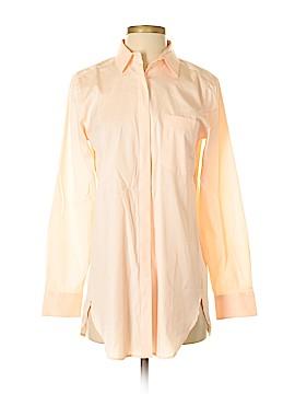 Ann Taylor LOFT Long Sleeve Button-Down Shirt Size S