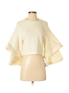 Gracia Long Sleeve Top Size M