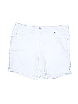 Simply Be Denim Shorts Size 22 (Plus)