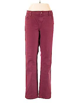 Garnet Hill Jeans Size 14 (Petite)