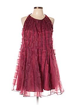 Narcisa Lang Cocktail Dress Size L
