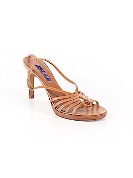 Ralph Lauren Collection Heels Size 8 1/2