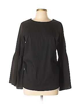 Philosophy Republic Clothing Long Sleeve Blouse Size 0X (Plus)